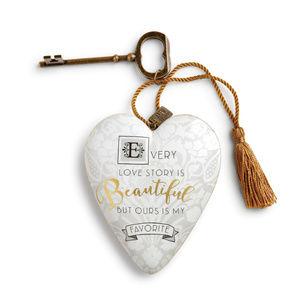 Love Story Art Heart 1003480123 NEW